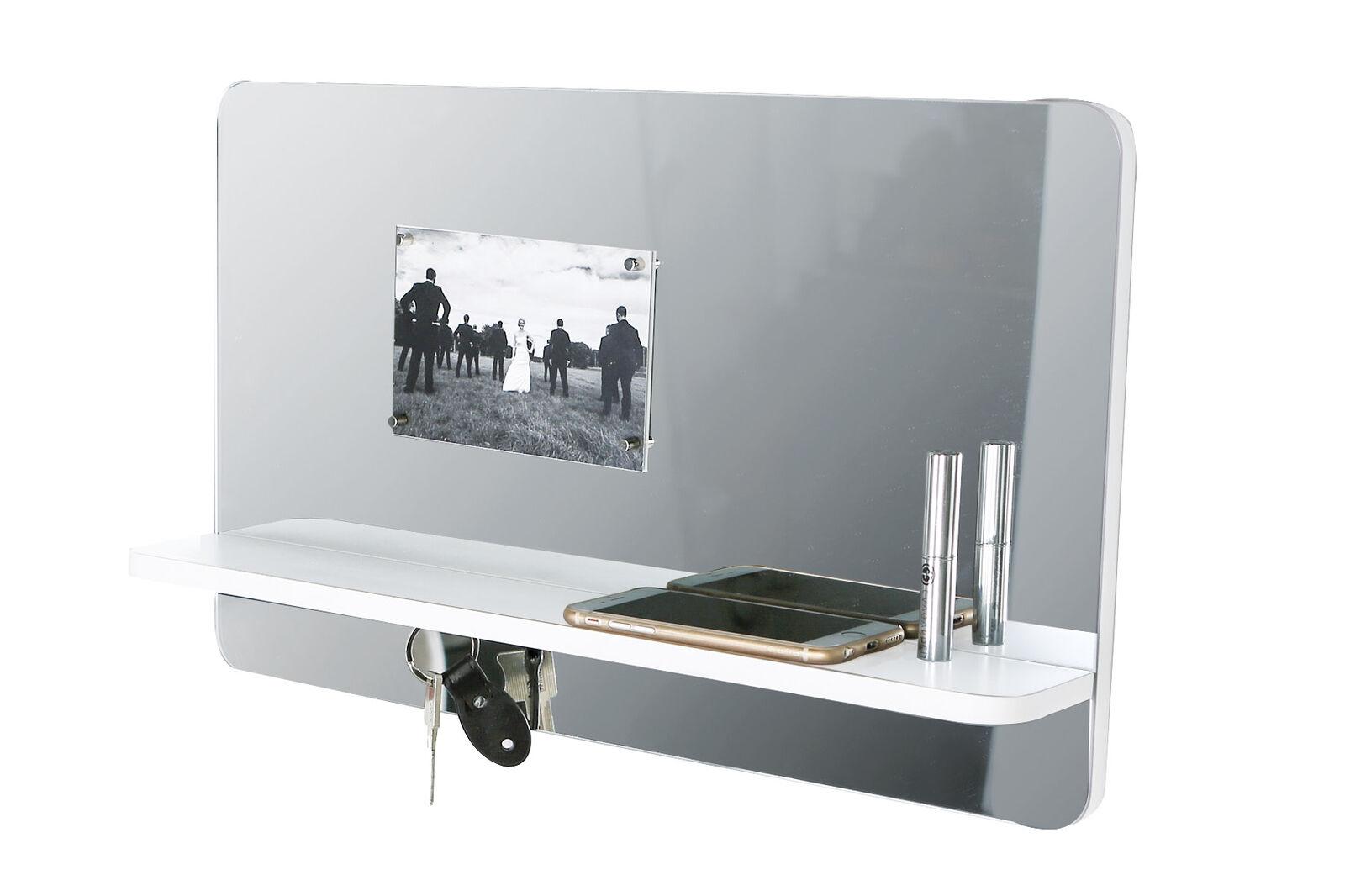 Spiegel Memo Schlüsselboard Moments Länge 50 cm