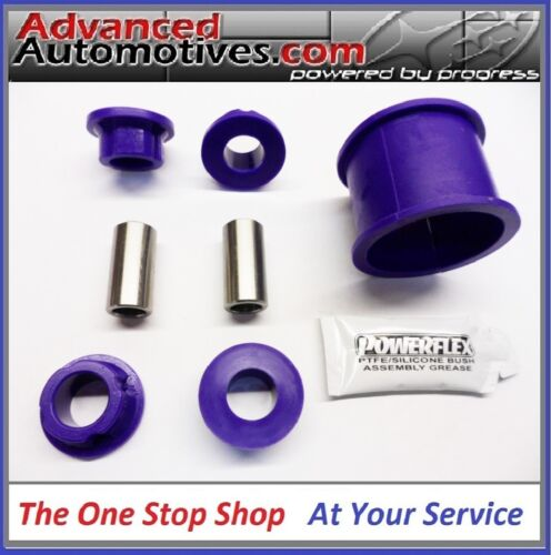 Powerflex Steering Rack Mounting Bush Kit For Subaru Impreza 2010 PFF69-504 ADV