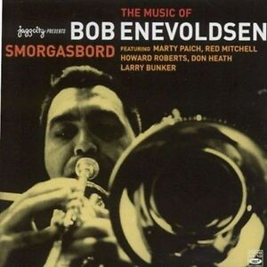 Smorgasbord-The-Music-of-Bob-Enevoldsen-CD-May-2006-Fresh-Sound-Spain