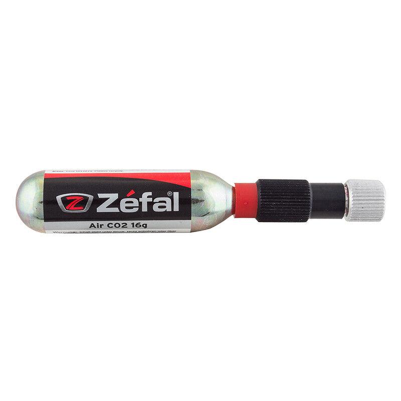 Zefal Co2 EZ Control Pump Zefal Co2 EZ control W 16g Cartridge