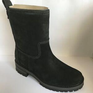 Ny Størrelser Black Nubuck Damestøvler 115 Courmayeur Timberland £ 6 5 Valley 8qxwFHAS