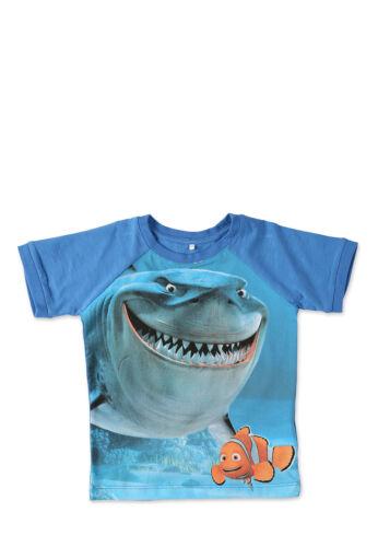 Name It Enfants Manches Courtes Shirt Top Stretch Confort Haut élasthanne taille 92