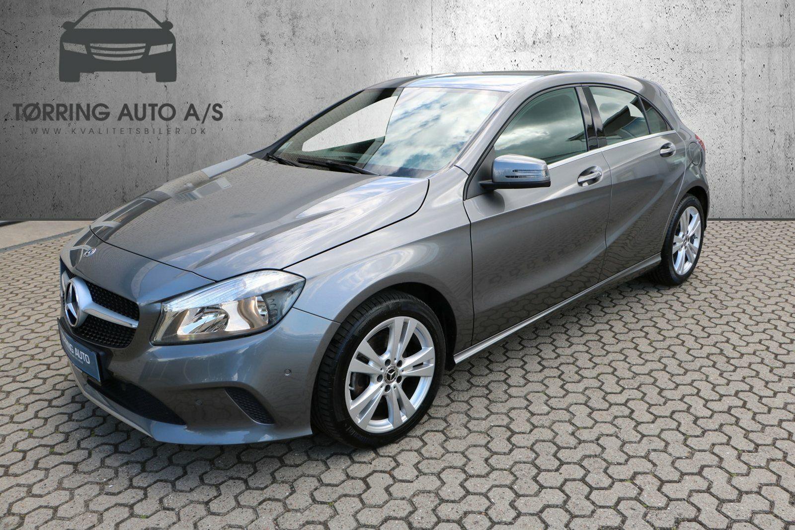 Mercedes A200 d 2,2 Urban aut. 5d - 276.900 kr.
