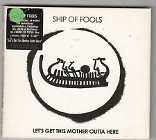 SHIP OF FOOLS - let's get this mother outta here CD