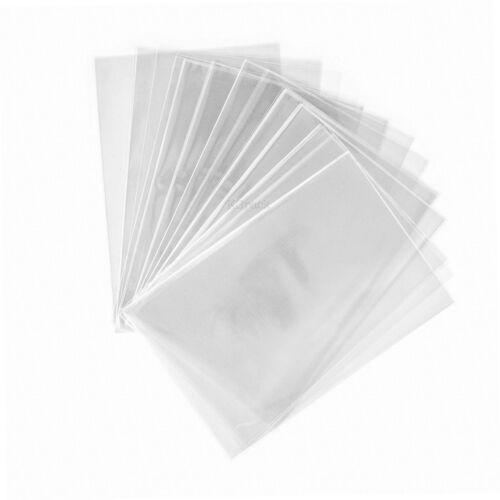 200 Cellophantüten klar 10 x 15 cm Zellophantüten Tütchen transparent kleine...