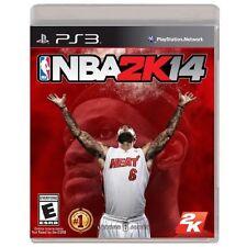 NBA 2K14 For PlayStation 3 PS3 Basketball 8E