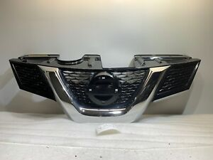 New Fits 2014 2015 2016 Nissan Rogue Front Bumper Lower Grille Grill 108152
