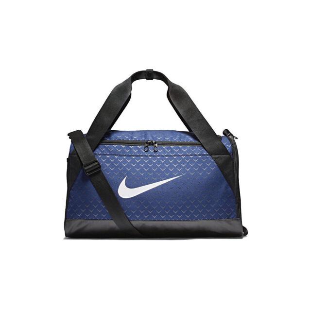 ff9b3bd1798e New Nike Brasilia Duffel BA543 429 Blue Gym Sports Travel School carry on