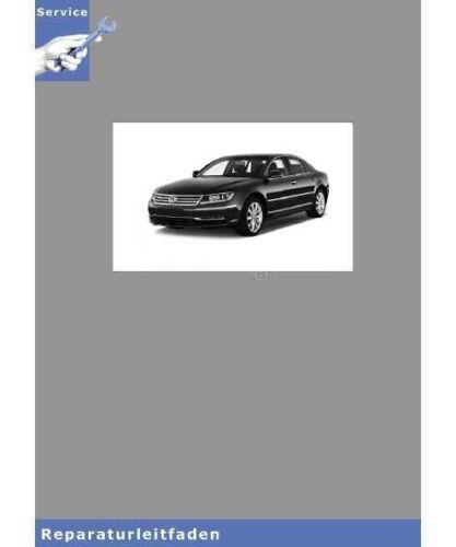 tipo 3d VW Phaeton 01 /> manutenzione preso esattamente-istruzioni di riparazione