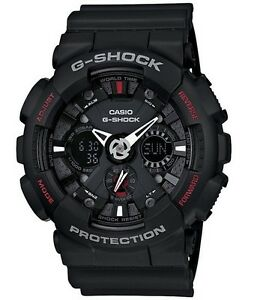 Casio G Shock * GA120-1A Anadigi GShock Watch XL Matte Black COD PayPal