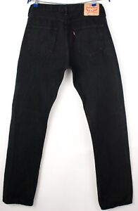 Levi's Strauss & Co Hommes 501 Jeans Jambe Droite Taille W34 L36 AVZ759