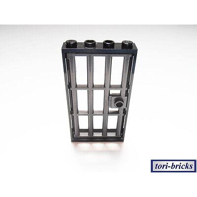 Klar NEU 60616 Türrahmen mit Glas-Tür Door Frame Weiß Trans Lego 60596