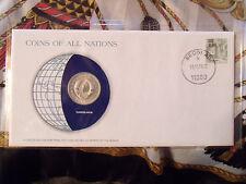 Coins of All Nations Yugoslavia 5 dinara 1972 UNC