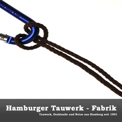 Reepschnur 100m Rolle in vielen Farben 2mm Flechtleine Schnur Leine Seil