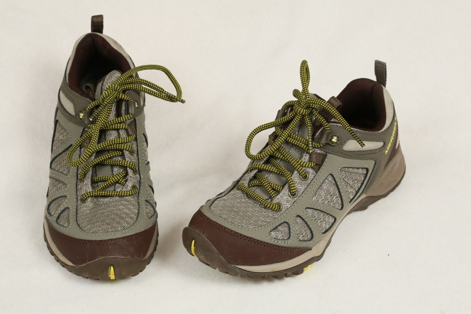 Merrell J37464 Women's Siren Sport Dusty Olive Q2 Hiking Mesh Sneaker shoes 5.5