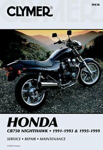 honda nighthawk 750 owners manual