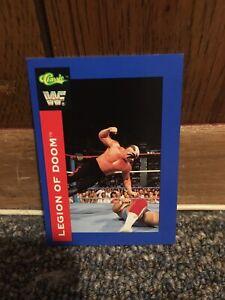 WWF Classic Trading Card 1991 Haku #131