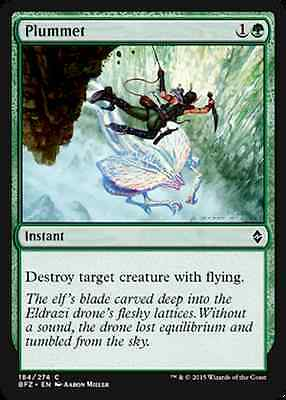 Near Mint Battle for Zendikar Common 4 x Snapping Gnarlid