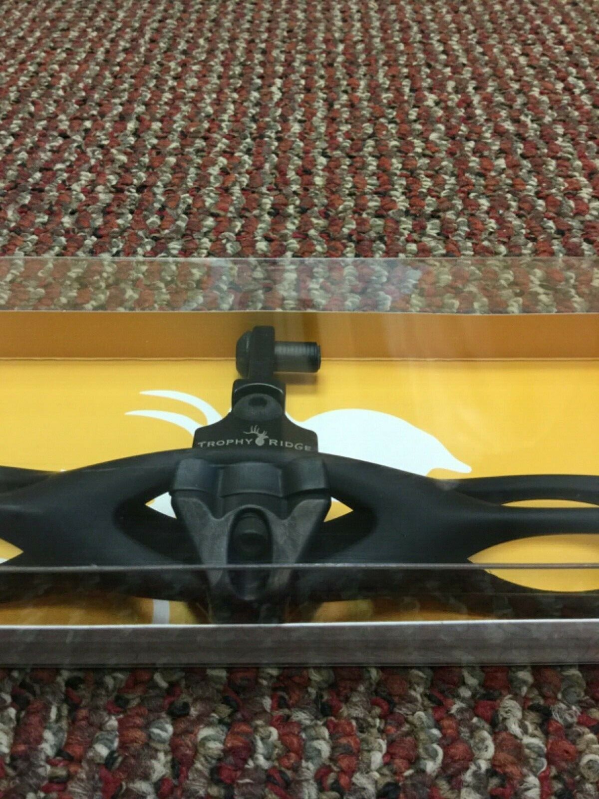 Trophy Ridge Static XS Sidebar Stabilizer Black #AS1400B