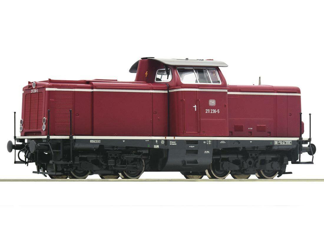 Roco 52527 Diesellok BR 211 DB Digital Sound H0