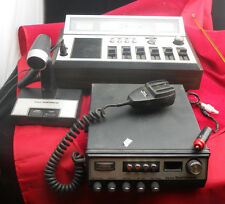 Sears SSB Roadtalker 40 Base Unit CB radio with Mic and Mobile Unit.