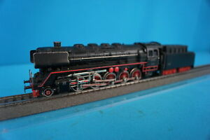 Marklin-3027-DB-Steamer-with-Tender-Br-44-Black-OVP-1962