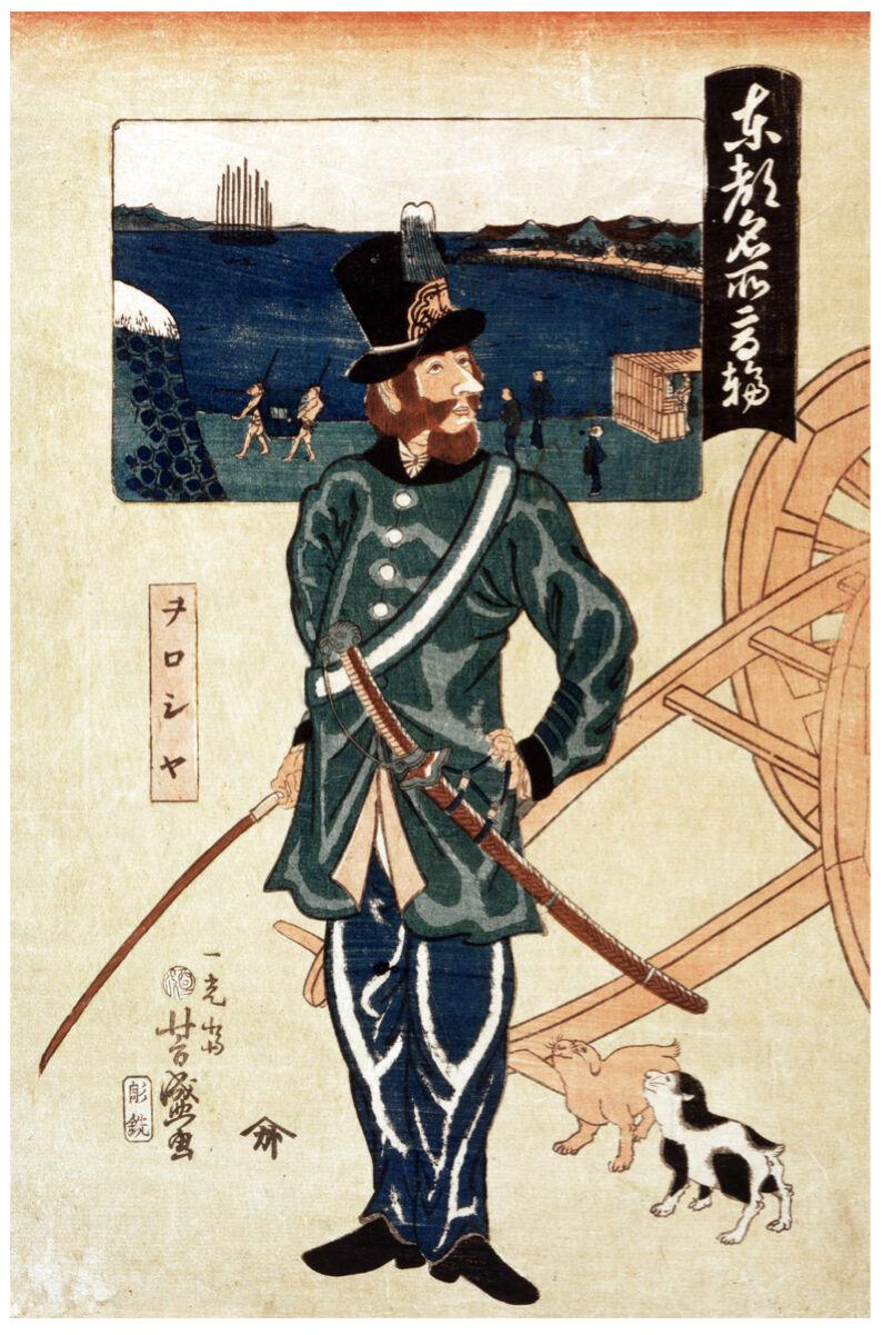 Japanese POSTER.Stylish Woodblock Graphic.Militar.Asian art.Wall Decorative. 94i