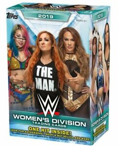 WWE-Topps-Women-039-s-Division-2019-Base-Set-Singles-20-off-3-Cards