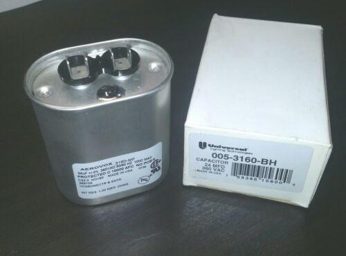 Universal Lighting Technologies 360 VAC, 005-3160-BH Capacitor 24 MFD
