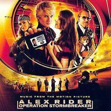 Alex Rider: Operation Stormbreaker by Original Soundtrack CD NEW Sealed