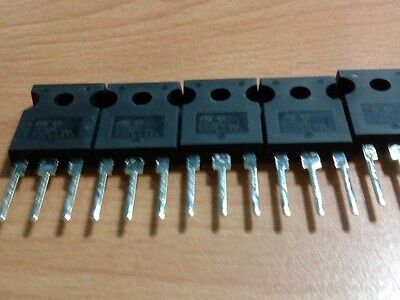 ST MICRO BD675A Darlington NPN 45V 4A 3-Pin 3+Tab TO-225 New Lot Quantity-5