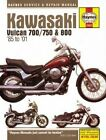 Kawasaki Vulcan 700/750 & 800: 1985-2004 by Anon (Paperback, 2015)