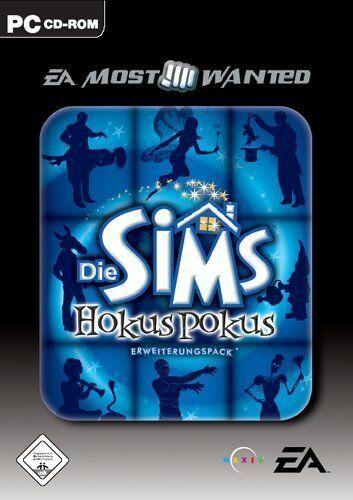 2 PC CD ROM Die Sims Holkus Pokus Erweiterungsungspack
