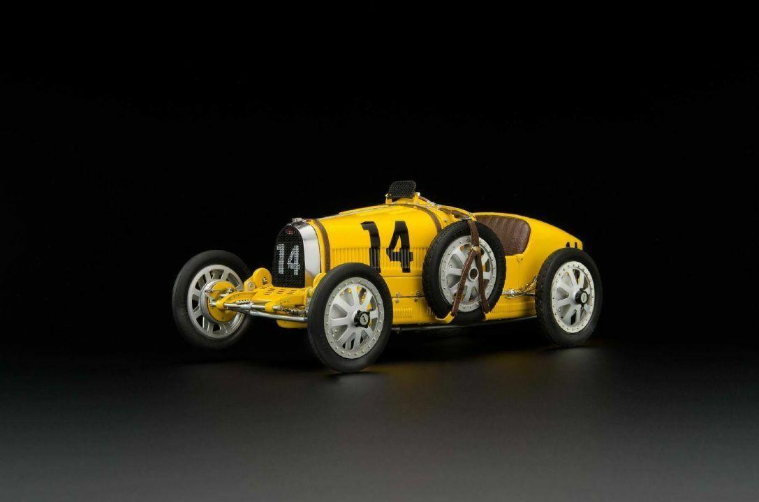 CMC Bugatti T-35  10 Nation Colour Project. Belgium 1 18