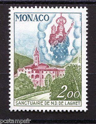 Neuf** Reputation First 1984 N Impartial Monaco Yvert 1426 D De Laghet