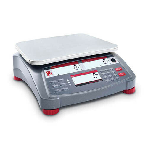 Ohaus RC41M6 Ranger Count 4000 Counting Scale, 15 lb   6 kg