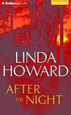 After the Night by Linda Howard (2016, CD, Unabridged)
