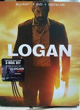 Logan BluRay/DVD/Digital 3 Disc Set!