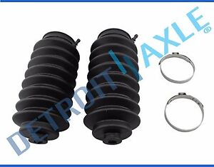 2 New Pc Suspension Kit for Honda Civic 2006-2011 Rack /& Pinion Bellow Boots