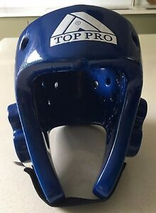 Details about Head Guard by Top Pro for Taekwondo Karate Martial Arts