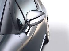 Original Citroen C3 Puerta Espejo cubre En Acabado Cromo-se suministra como un par