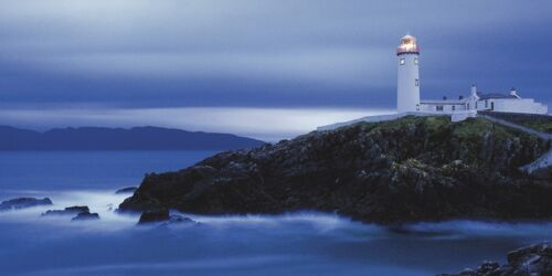 Jean Guichard Lighthouse Canvas Prints Photographs La Jument and Other Images