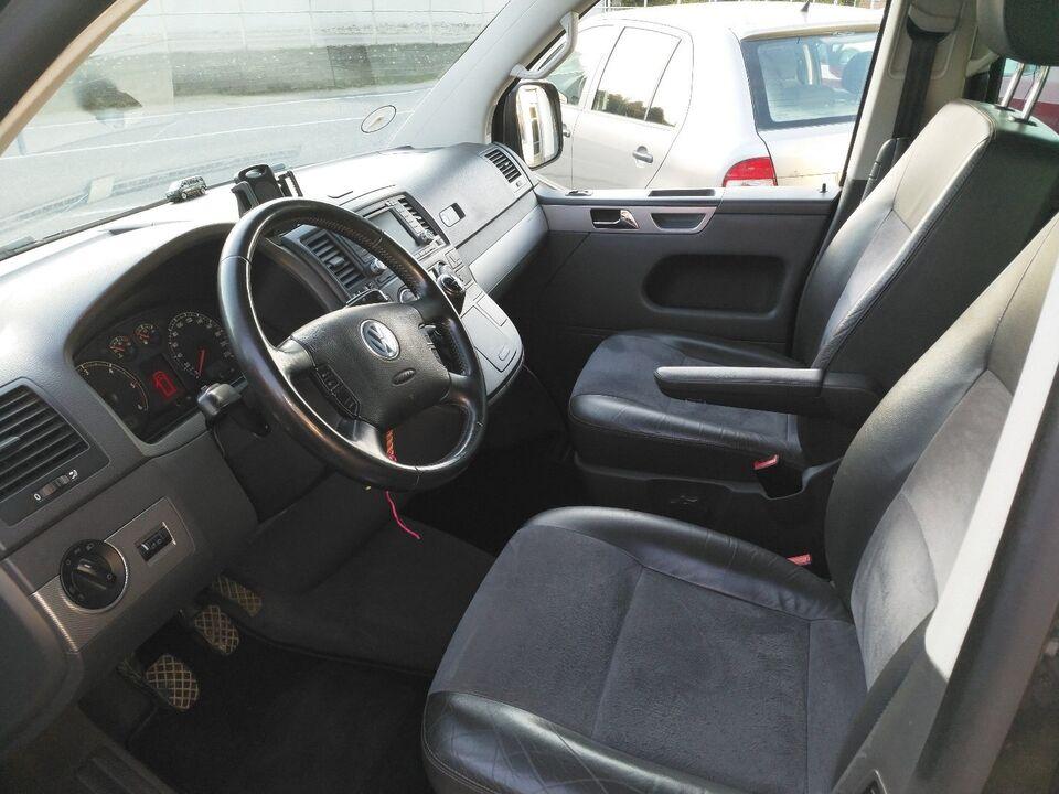 VW Multivan 2,5 TDi 174 Highline Diesel modelår 2004 km