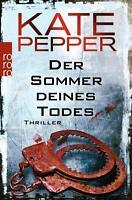 Der Sommer deines Todes Kate Pepper  Triller  Taschenbuch +Ungelesen+