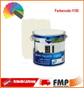 Levis-Fassaden-Seidenglanz-Farbe-Lack-Isoliergrund-1L-code-1150-CRAIE