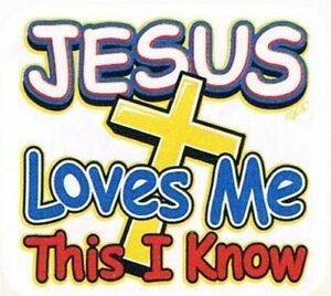 Details about JESUS LOVES ME Cute Christian Asst  Color Kids Tee Shirt  2-4=XS To 14-16=LG