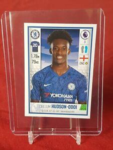 Callum-Hudson-odoi-Chelsea-PANINI-Premier-League-2020-Rookie-Sticker