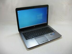 "HP 840 G2 14"" Laptop 2.3GHz Core i5 5th Gen 8GB RAM 500GB HDD Windows 10 Grade B"
