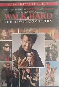 Walk Hard: The Dewey Cox Story - Extended Unrated Edition DVD NEW