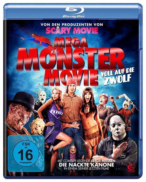 004 Mega Monster Movie - Voll auf die Zwölf (2011)
